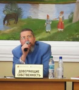 Президент Федерации Го на Первом открытом чемпионате Татарстана по управленческой борьбе